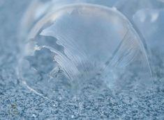 Gefrorene Seifenblase (Frozen soap bubble)