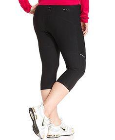 Nike Plus Size Dri-FIT Active Capri Leggings