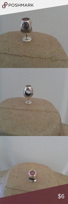 Wine charm🎉 Cute charm for your soufel or Pandora bracelet Soufeel Jewelry Bracelets