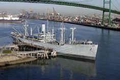 S.S. Lane Victory--cruise aboard a WWII cargo ship to Catalina. Also open for tours, 9am-3pm.