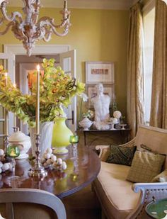 Love this interior vignette by Barry Dixon for Luxe magazine's Greystone  Show house #interiors #designer #Barry Dixon | Luxe | Dens + Studies |  Pinterest ...