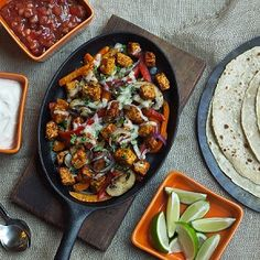 Invite the family round for this colourful and tasty Gluten Free Fajitas, using Quorn Meat Free Chicken Pieces. Quorn Recipes, Veggie Recipes, New Recipes, Vegetarian Recipes, Cooking Recipes, Favorite Recipes, Healthy Recipes, Quorn Foods, Quorn Meals