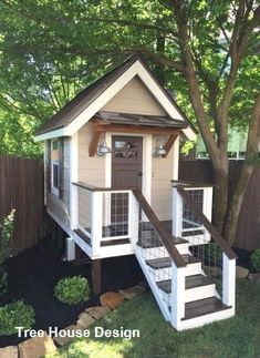Small tree house for kids backyards yards best Ideas ,