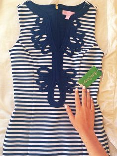 """crownsandcollars: """"Shoutout to Lilly Pulitzer for always being on point ⚓️ """""""