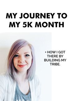You've seen my work, but do you know my story? Download the guide to hear how I made it to my first 5k month by building, loving on, and supporting my tribe + how you can use what I've learned for your own business. GET THE FREE GUIDE to make your first 5k.