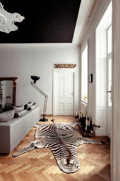 En Viena: El precioso apartamento ecléctico de la diseñadora Laura Karasinski | Etxekodeco