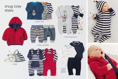 My First Wardrobe | First Wardrobe - Boys | Newborn | Next: United States of America