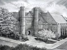 West Chester University  by Nicholas P. Santoleri  www.Santoleri.com