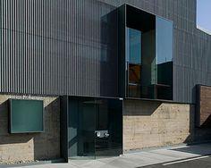 Aidlin Darling Design: 355 11th Street, San Francisco, CA. Zinc Scrim and cool windows.