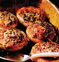 Baked Onions with Gruyere: For a gluten-free version, use Tamari instead of soy sauce.