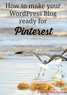 How to Make Your #WordPress Blog #Pinterest Ready