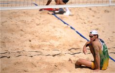 The Main Draw of the FIVB Beach Volleyball SWATCH World Tour Men's Beijing Grand Slam and you can watch all the live streaming action live online.