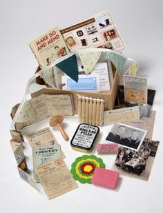 Our Themed Memory Baskets or Boxes are ideal to help people reminisce, prompt memory, encourage activity for well-being. Share special moments with the person you care for. World War 11 Memories.