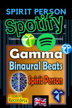 (Spotify) ( English ) Gamma Binaural Beats (Spirit Person) Artist 👉  Binaurola & A1 Code  Album 👉   - Gamma Binaural Beats (Spirit Person)  Focus #Creative #Relax #Reduce stress #Self-confident #Less anxious #binauralbeats #brainfoods  #binaural #isochronictones #Alpha #anxiety #anxious #meditation #confident #self #stress #relax #creative #focus #worthless #spiritual #futurenowtour  #mentalhealthrecovery #spotify #exposure #spirituality #capture #suicidal #mentalhealthmatters #selca…