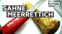 Sahne-Meerrettich Creme - Rezept von Chefsstuff.de Baked Potato, Potatoes, Beef, Baking, Ethnic Recipes, Dips, Food, Youtube, Fast Recipes