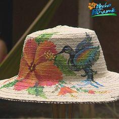 Nueva modalidad, sombrero Panama