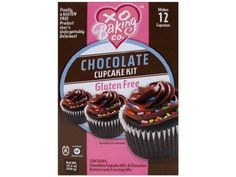 XO Baking Co Mix Chocolate Cupcake Gluten Free « Lolly Mahoney