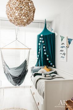 Ocean Themed Nursery Ocean Themed Nursery, Nursery Themes, Outdoor Furniture, Outdoor Decor, Hanging Chair, Hammock, Blog, Home Decor, Decoration Home