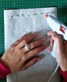 Scrap tip: Enamel Dots caseros Enamel, Dots, Blog, Projects, Scrapbooking, Stitches, Log Projects, Vitreous Enamel, Blue Prints