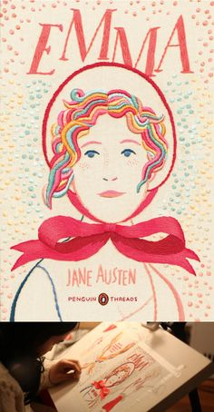 Hand-stitched Book Cover? Another YES. | 20 Novelties That'll Delight The Jane Austen Fan In Your Life