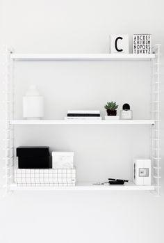 MyDubio | Tomado shelves | String shelves alternative