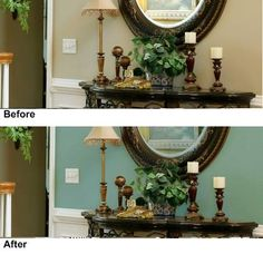 Living Room Colors - Living Room Paint Colors Green
