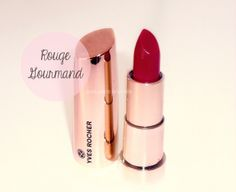 yves rocher rouge gourmand   #grandrougeyvesrocher #rossettoyvesrocher