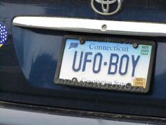 ((I can't believe this is a CT plate....I need to find my tru love--))