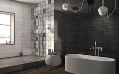 Maiolica Grigio | Floor and Wall Tiles - Iris Ceramica