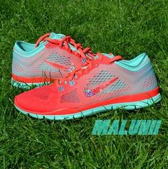 7458128875c37 Nike Free TR FIT 4 iD Neon Nike Shoes