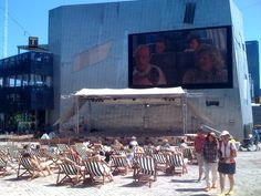 Outdoor Cinema #Melbourne