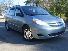 Used 2008 Toyota Sienna For Sale | Durham NC The Auto Finders (919) 957-0156  www.theautofinders.com
