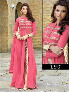 Pakistani Dress Kameez Bollywood Salwar Suit Ethnic Anarkali Indian New Designer #TanishiFashion