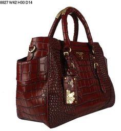 6b621c8fab Image detail for -2013 Prada handbag 8827 jujube red