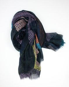 Light Races Scarf - magpieandrye