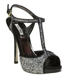 sparkly t bar shoes - Google Search