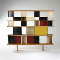 view bookcase from the maison du mexique by charlotte perriand jean prouv and sonia delaunay on artnet browse upcoming and past auction lots by charlotte