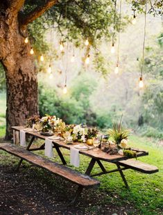 Twinkling tablescape.  I want to eat, laugh, hold hands under the table, drink wine (even though I don't drink), have great conversations, build stronger friendships and relationships around this table.  All while wearing a ton of mosquito repellant of course.