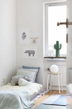 Stylish Minimal Apartment In Stockholm