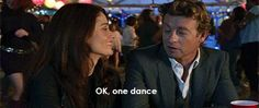 """Lisbon and Jane-""""Everything is a negotiation with you!"""""""