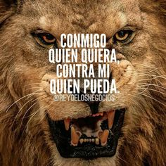 """3 Me gusta, 1 comentarios - Edward Saavedra (@saavedraedward) en Instagram: """"Así es"""" Quotations, Qoutes, Lion Quotes, The Ugly Truth, Spanish Quotes, More Than Words, Alter Ego, Life Lessons, Just In Case"""