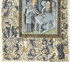 Book of Hours, MS M.854 fol. 199v - Images from Medieval and Renaissance Manuscripts - The Morgan Library & Museum