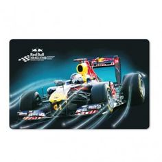 Red Bull F1 Team Car Mouse Pad