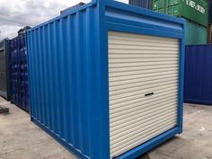 36 Best Small Shipping Containers - 10ft images in 2019
