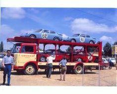 1962 Le Mans, Abarth transporter
