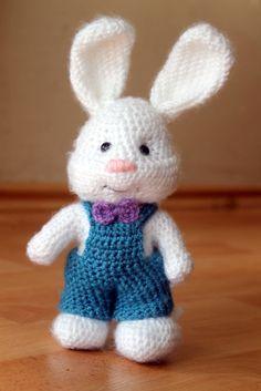 Ravelry: Simplified Cute Bunny Amigurumi by Aegean Drawn