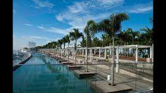 Calitech - Marina Bay Sands SkyPark Hồ bơi vô cực, Singapore