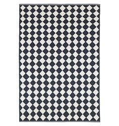 Teppich orientteppich vintage teppich gef rbter teppich carpets plaids deko decoration - Baumwollteppich schwarz weiay ...