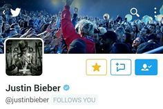 Check out Justin Bieber's new Twitter header!