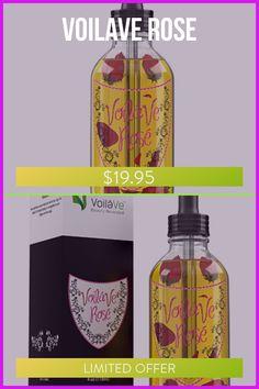 Natural Skin Toner, Natural Oils, Rosehip Oil, Jojoba Oil, Rose Geranium Oil, Dry Flaky Skin, Primrose Oil, Wrinkled Skin, Fractionated Coconut Oil